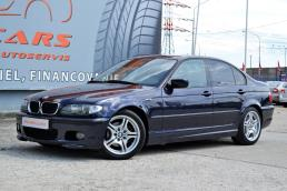 BMW Rad 3 320d M-packet AT