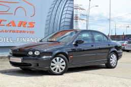 Jaguar X-Type 2,5 V6 4x4