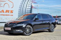 Škoda Superb Combi 2,0 TDI 4x4 Laurin & Klement