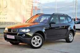 BMW X3 2,0d x-drive AT Panorama