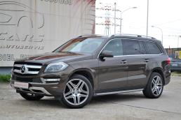Mercedes-Benz GL 350 CDI Bluetec 4Matic SR