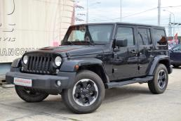 Jeep Wrangler Unlimited 2,8 CRD Softtop