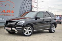 Mercedes-Benz M trieda 350 CDI Bluetec 4matic SR