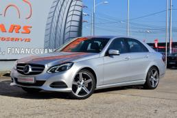 Mercedes-Benz E trieda 350CDI 4matic