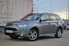 Mitsubishi Outlander 2,2DiD Intense + 7-miest 4x4
