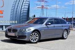 BMW Rad 5 Touring 518d AT