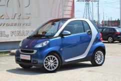 Smart Fortwo coupé 0,8CDi Panorama