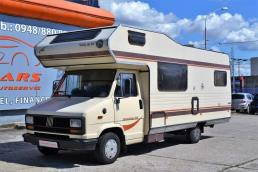 Fiat Ducato Hymer Camp 640 2,5 D