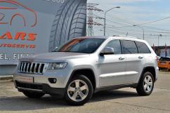 Jeep Grand Cherokee 3,0 CRD V6 Overland