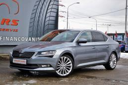 Škoda Superb 1,8 TSI Laurin&Klement