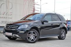 Mercedes-Benz M trieda 300CDI Grand Edition