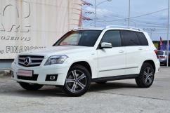 Mercedes-Benz GLK 220 CDI 4-matic SR